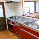IHキッチン、オーブンに食洗器もついています(キッチン)