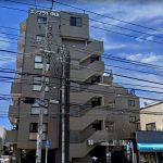 中山駅から平坦徒歩7分の好立地(外観)