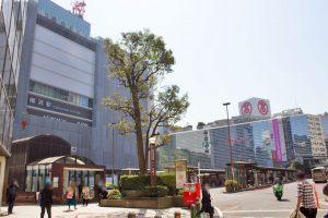 JR横浜駅西口3