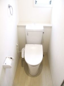 洋光台6丁目戸建トイレ