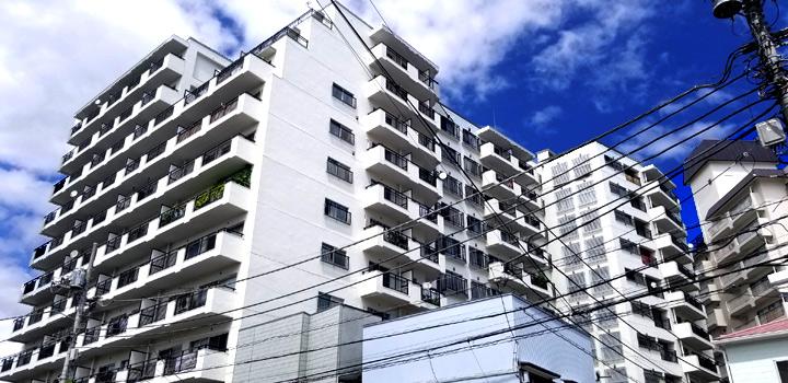 平塚駅から平坦で徒歩11分(外観)