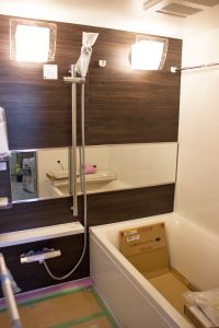 ストーク横浜二番館1003号室-浴室