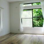 陽当たりの良い洋室(寝室)