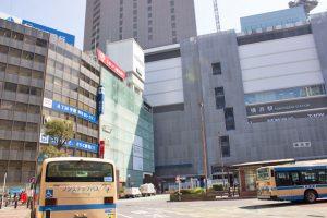 JR横浜駅西口2