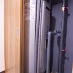 電気温水器も新規交換しています