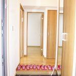 ニューライフ金沢文庫D棟504号室 玄関(玄関)
