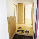 カミュ八王子B棟503号室 玄関(内装)