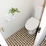 トイレ交換済み(内装)